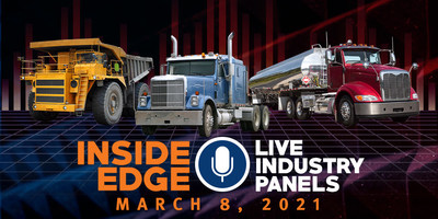 On March 8, Ritchie Bros. will host two online industry discussion panels about the construction and transportation industries (CNW Group/Ritchie Bros.)