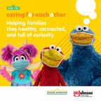SC Johnson and Sesame Workshop Launch Global Initiative to Help Families Stay Healthy, Connected and Full of Curiosity
