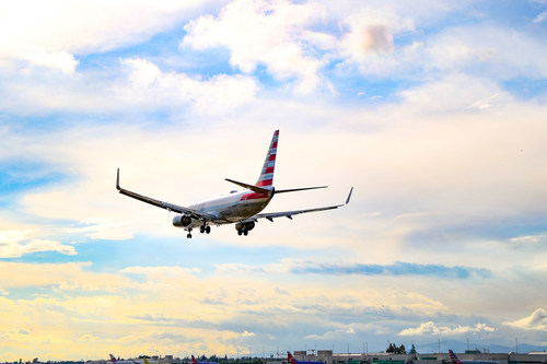 American Airlines announced it will begin service from Ontario International Airport to Chicago in August.