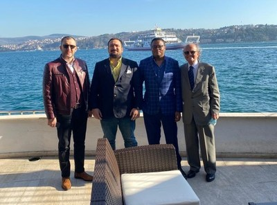Mutlu Bozkurt, Erdal Can Alkoclar, R.Lubega Kenneth, Farhad Bakhtiar