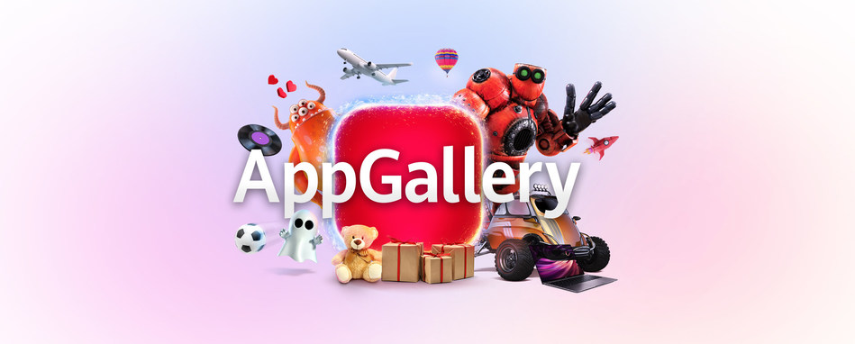 AppGallery's app distribution surpassed 384.4 billion in 2020, 174 billion more than the previous year. Gaming leads this expansion; 500% more games are now available on the platform compared to last year. (PRNewsfoto/Huawei)