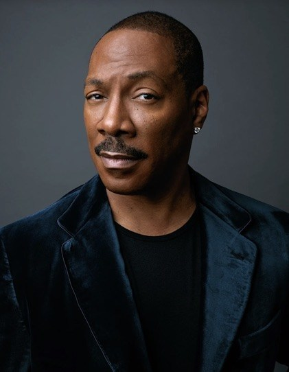 Award-winning actor Eddie Murphy, best known for his work in the films Coming to America, Beverly Hills Cop, The Nutty Professor and Dreamgirls, among many others, will receive this year's Distinguished Artisan Award at the 8th Annual Make-Up Artists & Hair Stylists Guild Awards (MUAHS, IATSE Local 706) celebrating the prolific spectrum of his versatile four-decade acting career on screen and television.