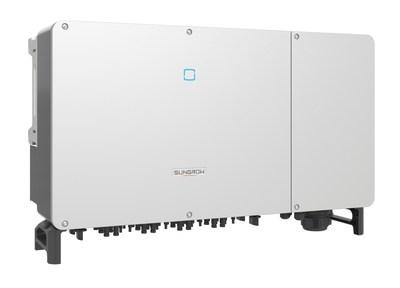 Novo inversor SG75CX da Sungrow