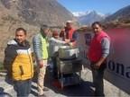 Sewa International Raises $60,000 for Uttarakhand Flood Relief Efforts