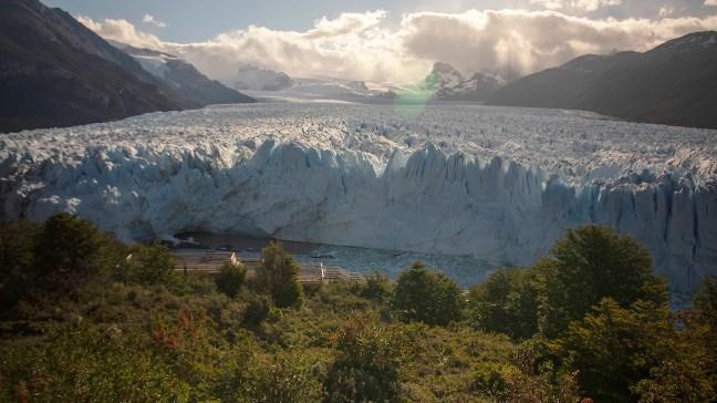 Los Glaciares National Park in Argentina (credit: @visitargentina)