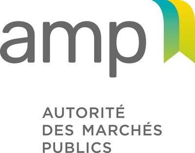Autorité des marchés publics (Groupe CNW/Autorité des marchés publics)