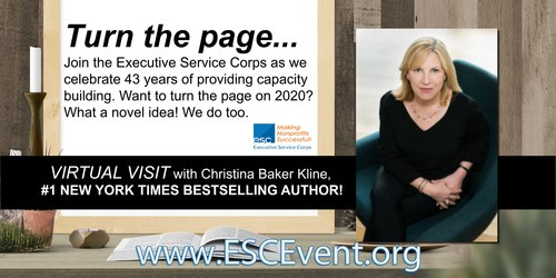 Turn the Page with the Executive Service Corps