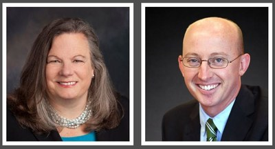 Linda Need (left) and Ryan Kitchell were named to the OneAmerica board of directors. Linda's expertise in financial services and Ryan's experience in public policy and healthcare will provide critical insights as we continue our mission to be there for our customers when they need us most.