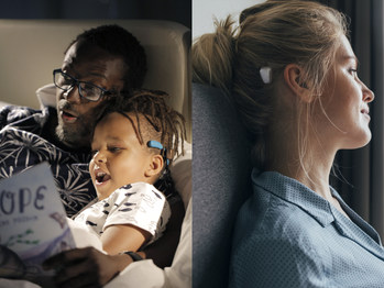 The new Baha 6 Max Sound Processor provides additional power in the smallest form and is designed to provide the most clear, rich and natural sound possible–reducing the need to choose between hearing performance and size.