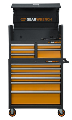 New GSX Tool Storage chests, cabinets and carts from GEARWRENCH are designed to make the most out of every cubic inch of space while providing durable, flexible, and useful features around every corner.