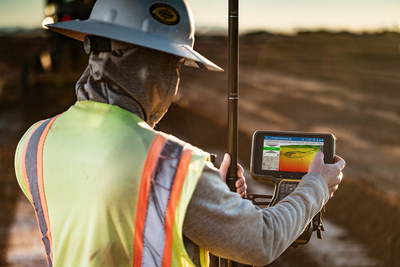 Trimble Siteworks SE Starter Edition Site Positioning Software for Construction Surveying