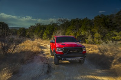 The 2021 Ram 1500 and Ram 2500/3500 earn a Kelley Blue Book Top 10 Best Resale Value Award for the second consecutive year, celebrating its retained resale value.