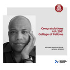 Architect Michael Marshall Elevated to American Institute of Architects College of Fellows