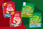 Kellogg's Reinvents Two Fan-Favorite Cracker Brands: All-New Club® Crisps and Town House® Dipping Thins