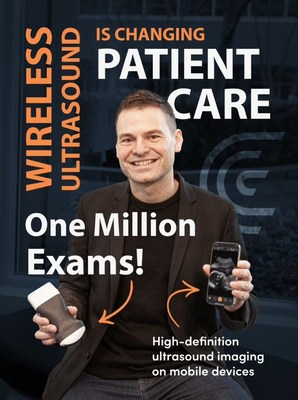 A pioneer in app-based ultrasound, Clarius was the first to introduce a wireless pocket ultrasound system with high-definition imaging comparable to traditional ultrasound systems. Today, the company celebrates one million ultrasound exams - delivering quality imaging that is improving patient care worldwide.