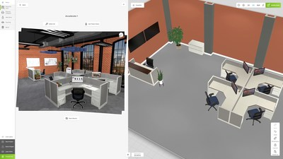 The HON Now 3D Room Planner