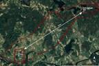 地区报告Lövås-Nyberget地区的浅历史训练结果,包括15.9米的铜1.3%