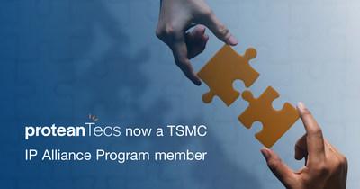 proteanTecs joins TSMC IP Alliance Program