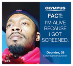 Olympus Launches Awareness Initiatives in Support of Colorectal Cancer Awareness Month