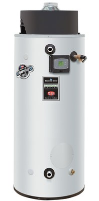 The new Bradford White Water Heaters BMS-ready Commander Series™ uses advanced commercial gas water heater technology to ensure top performance and reliability.