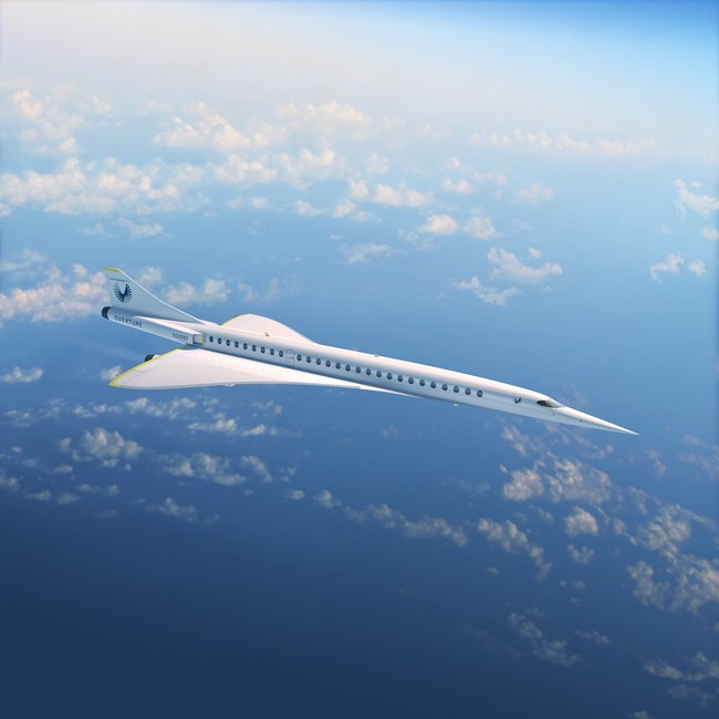 Boom's vision is to bring families, businesses, and cultures closer together through supersonic travel and make the world dramatically more accessible