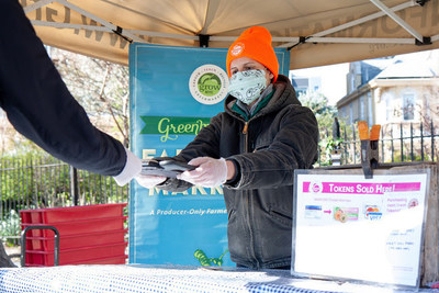 Healthfirst LIP and CompleteCare members can now use their OTC/Health Foods and Product cards at farmers markets in the GrowNYC Network.