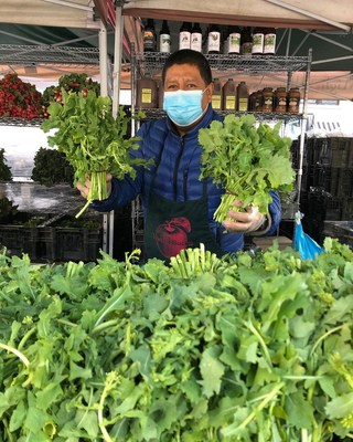Our relationship with Healthfirst allows Medicaid and Medicare participants to spend their benefits with small and mid-size farmers who sell at more than 80 GrowNYC sites throughout the five boroughs of New York City.