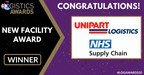 NHS Supply Chain: Logistics are proud winners at this year's...