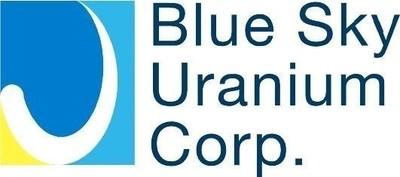 Blue Sky Uranium Corp. Logo (CNW Group/Blue Sky Uranium Corp.)