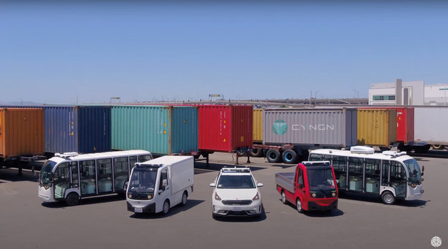 Cyngn's Self-driving Technology Works on All Vehicle Types: Cyngn's autonomous technology solutions bring self-driving capabilities and AI-powered telemetric insights to all types of industrial and commercial transportation.