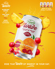 Ocean Spray Launches Ocean Spray Wave™, a Caffeinated Sparkling Water with Real Fruit Juice, exclusively at Walmart, Inc.