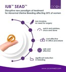 Femtech startup OCON Healthcare announces last patient in phase IIa clinical study, evaluating its intrauterine drug delivery platform IUB™ SEAD™, a non-invasive treatment for abnormal uterine bleeding (AUB)