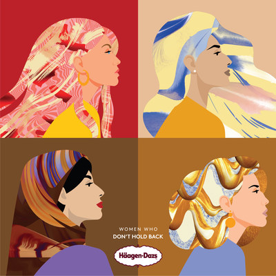 Häagen-Dazs Renames Its Iconic Flavours to Celebrate Women Who Don't Hold Back