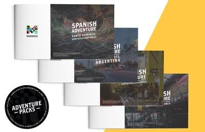 Adventure Packs by Mango Languages