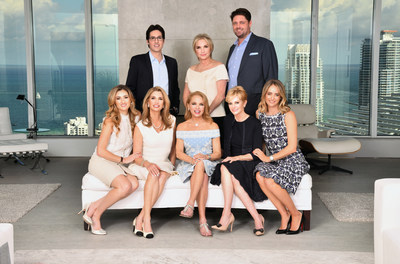 The Jills Zeder Group, Coldwell Banker Global Luxury Property Specialists affiliated with Coldwell Banker Realty in Florida, achieved a total sales volume of more than $1 billion* in 2020.