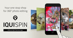 360-degree photo app IQUISPIN adds innovative SphereFlow™ technology to further streamline editing and sharing of 360-degree content to social media