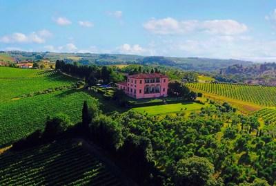 Michelangelo's Hidden Masterpiece, Villa Mangiacane