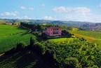 Шедевр Микеланджело в самом сердце Тосканы -- Villa Mangiacane, родине вина Super Tuscan