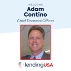 LendingUSA Appoints Adam Contino as Its New Chief Financial Officer