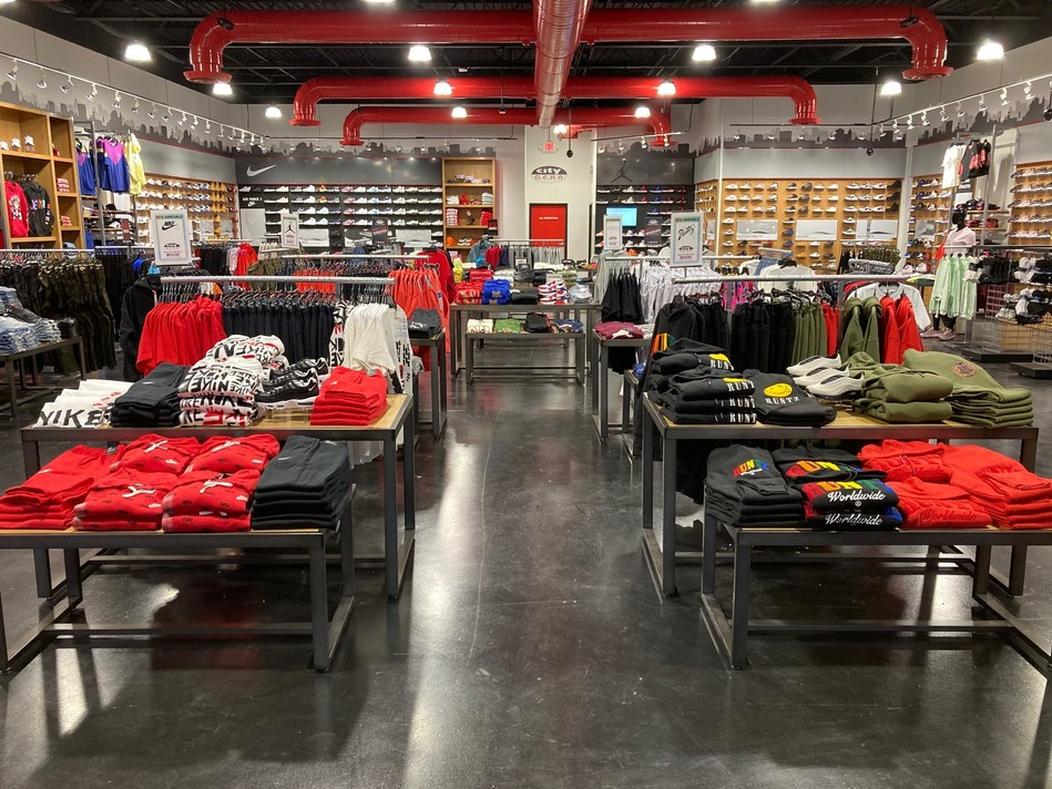 New City Gear store in Aiken, South Carolina