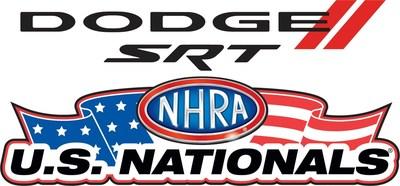 Mopar and Dodge//SRT add U.S. Nationals to lineup of five NHRA event title sponsorships