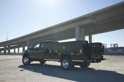 Royal Truck Body Severe Duty Body