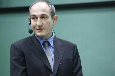 Dr. Lorenzo Calvi (PRNewsfoto/NHG FITOFARMACOS & FARMACÊUTICOS)