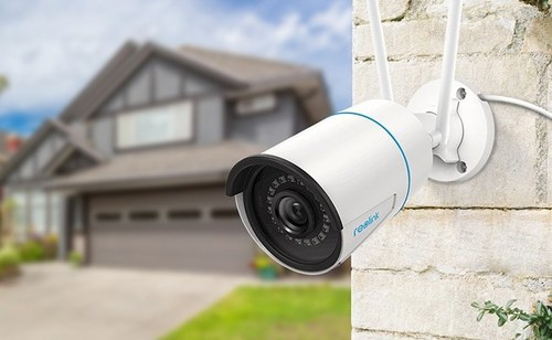 Reolink releases first WiFi security camera RLC-510WA in its smart detection lineup.