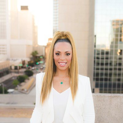 Summer Faussette, Comerica Bank National African American Business Development Manager