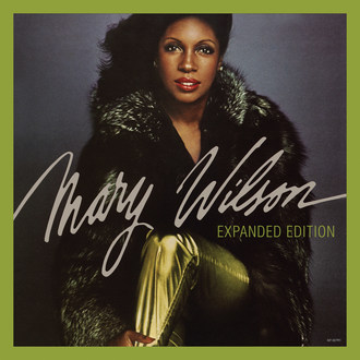 Mary Wilson's Self-Titled Solo Album Makes Its Digital Debut;