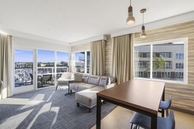 One-Bedroom Suite at Residence Inn Marina del Rey