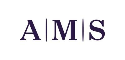 AMS Logo (PRNewsfoto/AMS)