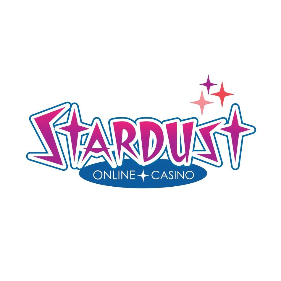 The Stardust Online Casino logo.