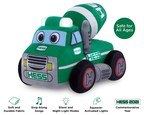 Hess Announces New Cement Mixer Plush Toy Truck